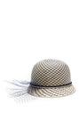 Ali Panama Cap by MUHLBAUER Now Available on Moda Operandi