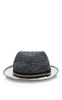 Karl Corded Panama Hat by MUHLBAUER Now Available on Moda Operandi