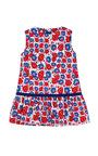 Girls Ornamental Sao Paolo Dress by OSCAR DE LA RENTA for Preorder on Moda Operandi