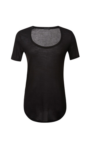 Medium atm black classic t shirt 2