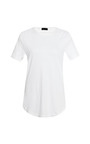 Crew Neck Cotton T Shirt by ATM Now Available on Moda Operandi