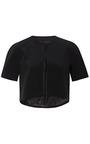 Sateen Bolero Jacket by MARTIN GRANT Now Available on Moda Operandi