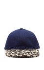 Printed Cotton Hat by VANITIES Now Available on Moda Operandi