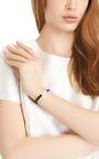 Pearl Embellished Beaded Bracelet by VANITIES Now Available on Moda Operandi