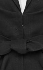 Woven Peplum Coat by DELPOZO Now Available on Moda Operandi