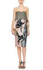Printed Pencil Skirt by MARNI Now Available on Moda Operandi