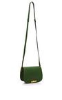 Small Leather Shoulder Bag by MARNI Now Available on Moda Operandi