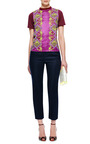 Maria Beaded T Shirt by BETINA Now Available on Moda Operandi