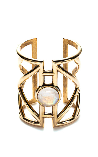 Medium pamela love metallic pathway cuff