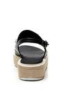 Embellished Leather Platform Sandals by TIBI Now Available on Moda Operandi