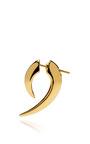Gold Plated Talon Earrings by SHAUN LEANE Now Available on Moda Operandi