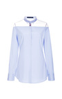 Priory Of Ten Wiin Shirt by PRIORY OF TEN for Preorder on Moda Operandi