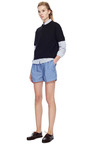 Friends And Associates Daphne Short by FRIENDS AND ASSOCIATES for Preorder on Moda Operandi