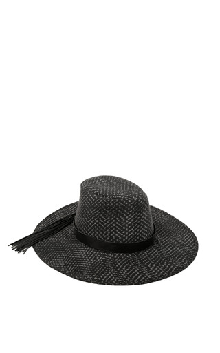 Medium hacienda montaecristo black hacienda montaecristo fernanda hat in black