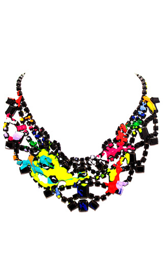 Medium tom binns multi tom binns au fait necklace