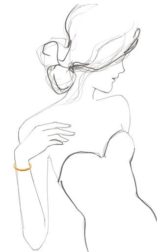 Aurore Bangle by PAULA MENDOZA for Preorder on Moda Operandi