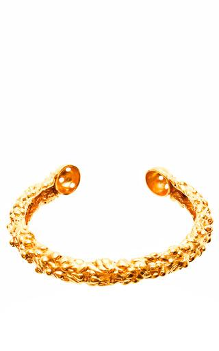 Medium paula mendoza gold aurore bangle