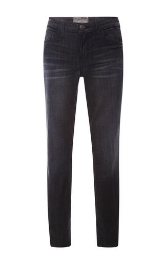 Medium current elliott dark grey the stiletto skinny jeans