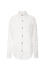 The Prep School Floral Print Shirt by CURRENT/ELLIOTT Now Available on Moda Operandi