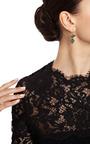 Regency Paste Earrings by SIMON TEAKLE for Preorder on Moda Operandi