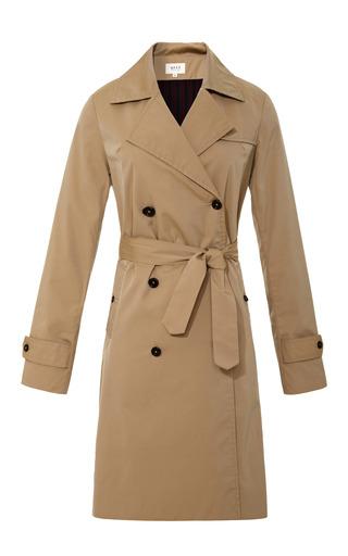 Medium kule khaki roxbury trench coat