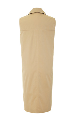 Bisbee Sleeveless Double Breasted Dress by KULE for Preorder on Moda Operandi