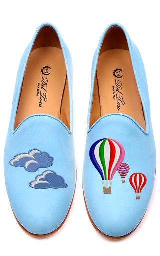 Medium del toro blue hot air balloon loafer