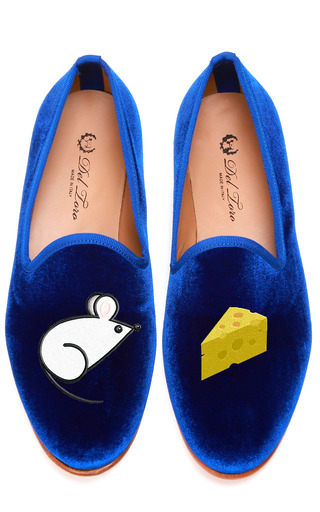 Mouse And Cheese Loafer by DEL TORO for Preorder on Moda Operandi