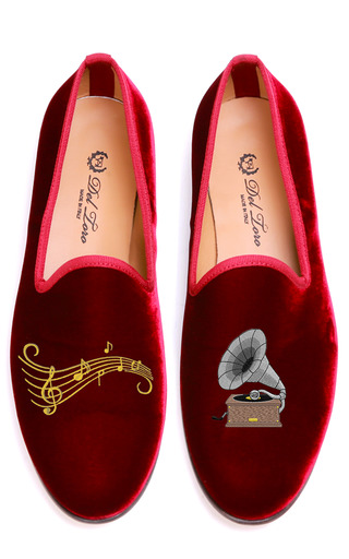 Gramophone Loafer by DEL TORO for Preorder on Moda Operandi