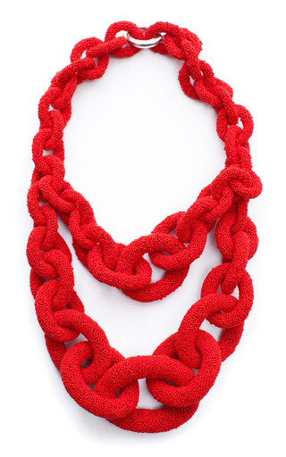 Medium ek thongprasert x natasha goldenberg red red k s necklace