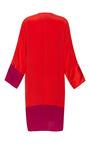 Color Block Cabana Cardigan by HARBISON for Preorder on Moda Operandi
