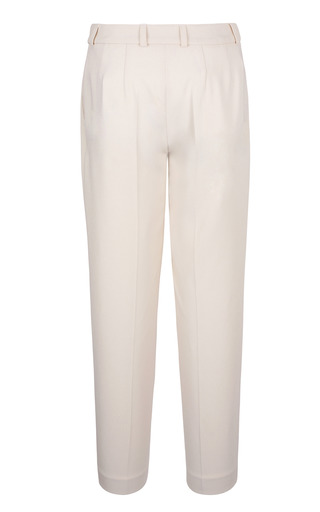 Cropped Tailored Pant by A LA RUSSE for Preorder on Moda Operandi