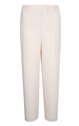 Medium a la russe brown cropped tailored pant
