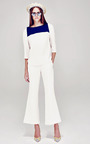 Cropped Flare Pant by A LA RUSSE for Preorder on Moda Operandi