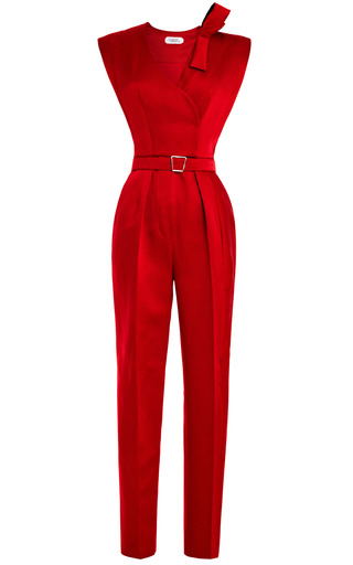 Medium alexandr kondakov red julia jumpsuit