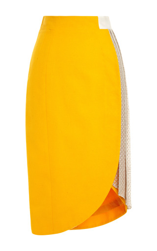 Medium alexandr kondakov yellow yellow larisa skirt