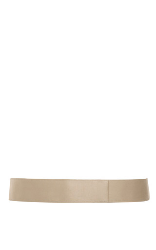 Beige Belt by ALEXANDR KONDAKOV for Preorder on Moda Operandi