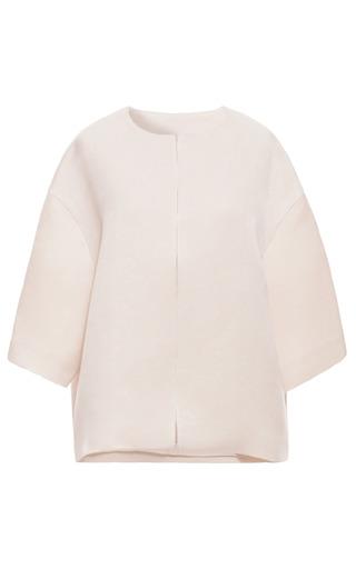 Medium esme vie pink bridal blush wrap jacket