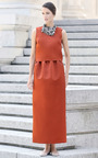 Arabian Spice Sleeveless Blouse by ESME VIE Now Available on Moda Operandi