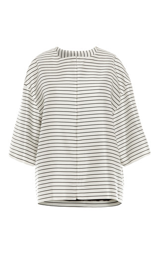 Medium esme vie stripe seaside stripe jacket