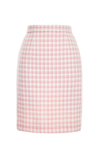 Medium collectible jackets pink chanel pink and white boucle skirt from what goes around comes around