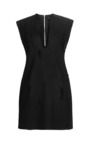 Distressed Sleeveless Deep V Neck Tunic by ALEXANDER WANG for Preorder on Moda Operandi
