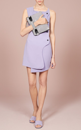 Isla Snap Front Dress by OPENING CEREMONY for Preorder on Moda Operandi