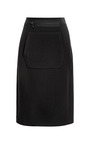 Keaton Kangaroo Pencil Skirt by OPENING CEREMONY for Preorder on Moda Operandi