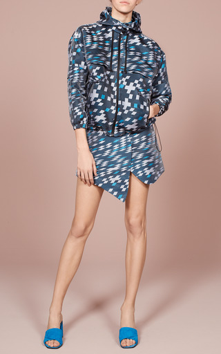 Mirrorball Single Snap Skirt by OPENING CEREMONY for Preorder on Moda Operandi