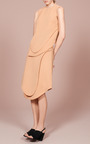 Nude Theroux Keyhole Skirt by OPENING CEREMONY for Preorder on Moda Operandi