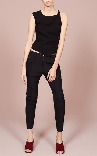 Isla Snap Front Top by OPENING CEREMONY for Preorder on Moda Operandi