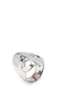 Medieval Mordred Silver Ring by AURéLIE BIDERMANN Now Available on Moda Operandi