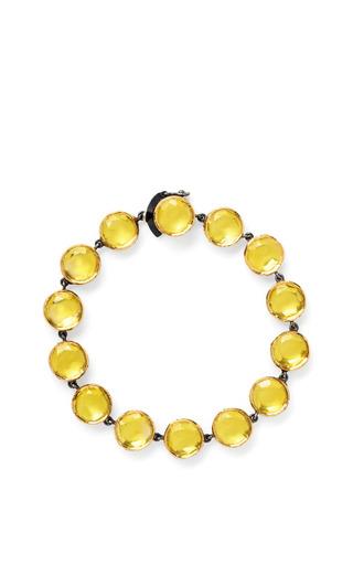 Medium she bee yellow youre so fancy bracelet in yellow