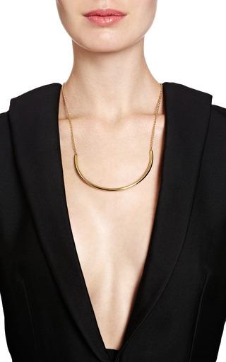 Semi Circle Necklace by COLéOPTèRE for Preorder on Moda Operandi